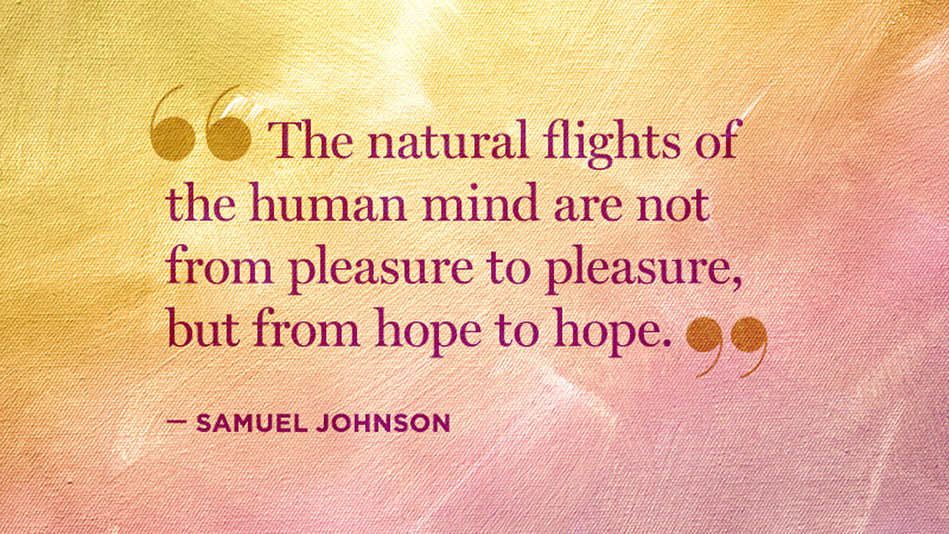 Quotes That Give You Hope Quotes About Hope