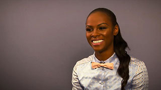 Tika Sumpter on Why She Loves Live-Tweeting