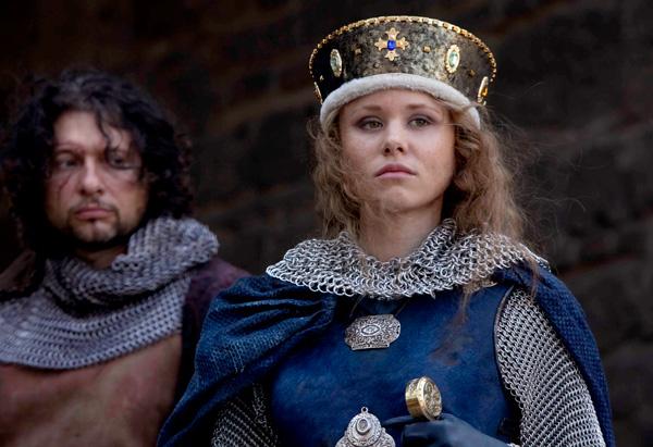 Alison Pill as Empress Maud