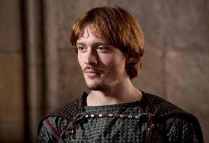 William Hamleigh, as played by David Oakes