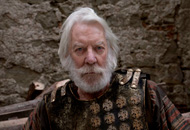 Donald Sutherland as Bartholomew in The Pillars of the Earth