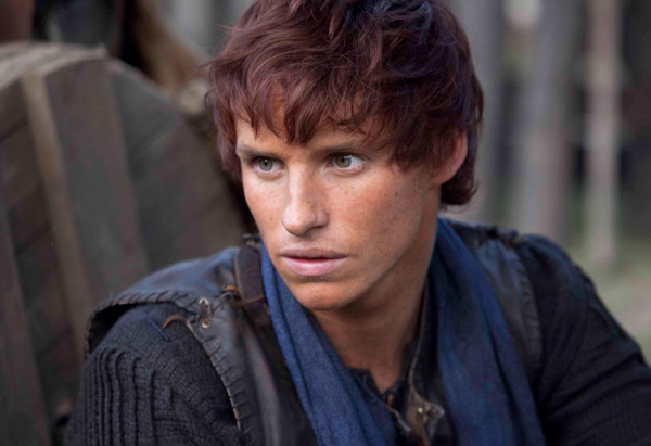 Eddie Redmayne as Jack Jackson