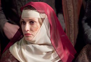 Sarah Parish as Regan Hamleigh