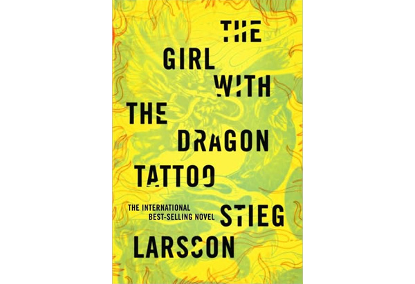Girl with the Dragon Tattoo by Stieg Larsson