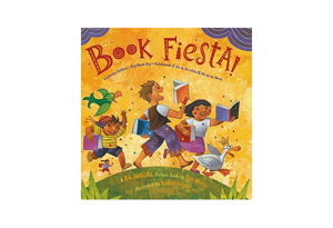 Book Fiesta!: A Children???s Day/Book Day Celebration—Una celebraci??n de El d??a de los ni??os/El d??a de los libros: A Bilingual Picture Book by Pat Mora.