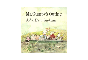 Mr. Grumpy's Outing by John Burningham
