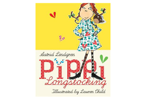 Pippi Longstocking by Astrid Lindgren