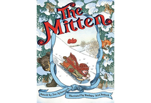 The Mitten by Jim Aylesworth, Reteller