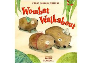 Wombat Walkabout by Carol Diggory Shields