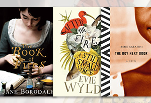 The 2010 Short List for the Orange Award for New Writers