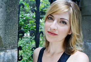 Author Julie Orringer