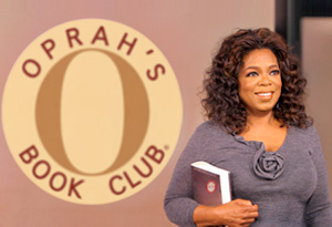 Oprah and Oprah's Book Club Logo