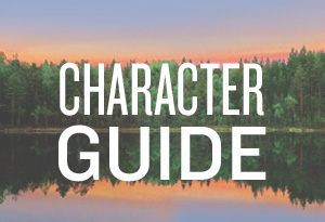Character guide for Freedom by Jonathan Franzen