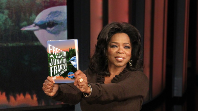 Oprah reading club gay novel