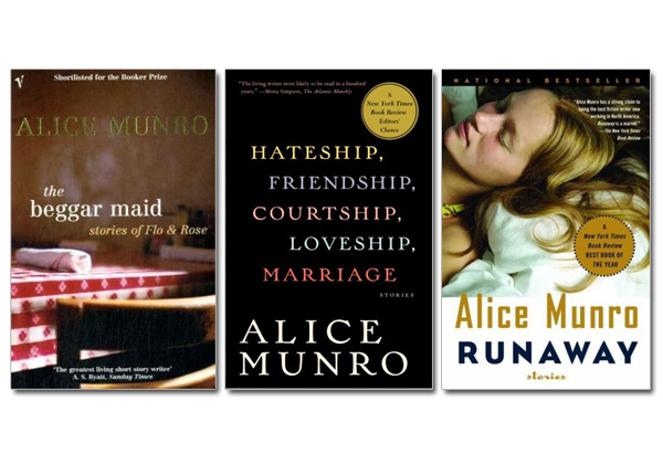 The Beggar Maid: Stories of Flo and Rose, Runaway and Hateship, Friendship, Courtship, Loveship, Marriage by Alice Munro