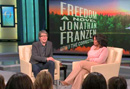 Jonathan Franzen and Oprah