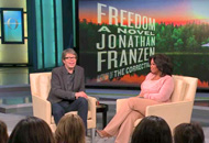 Jonathan Franzen and Oprah