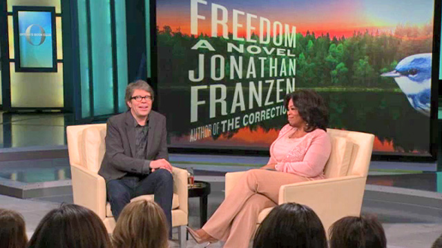 jonathan franzen oprah essay Art monster jonathan franzen may put his foot in his mouth, but his heart's in   i read deeper into the essay, i understood the context for franzen's observation   seen through this lens, his famous dissing of oprah and her.