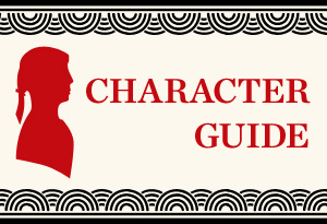 Character guide for Great Expectations by Charles Dickens