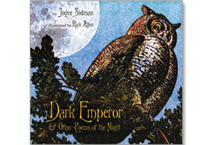 Dark Emperor and Other Poems of the Night by Joyce Sidman