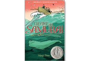 Heart of a Samurai by Margi Preus
