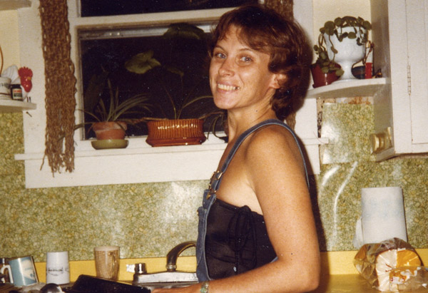 Cheryl Strayed's mother