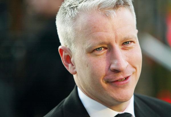 New Yorker Anderson Cooper