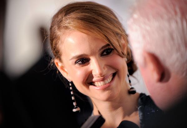New Yorker Natalie Portman