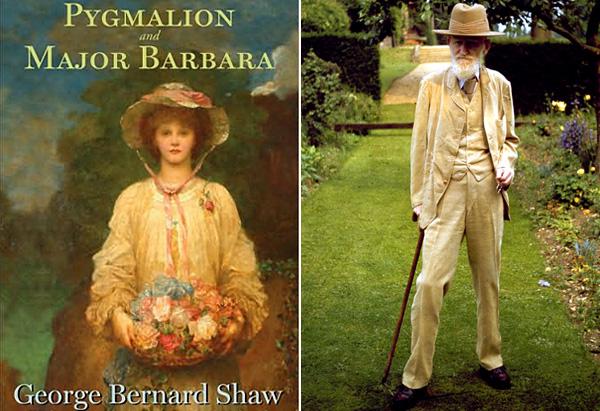 Pygmalian by George Bernard Shaw