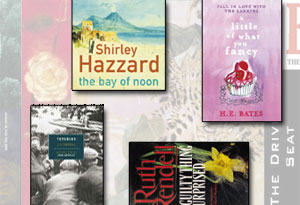 The Lost Man Booker Prize books