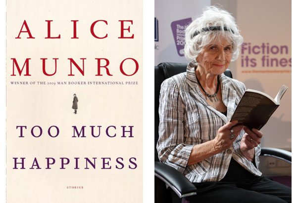 Alice Munro's Too Much Happiness