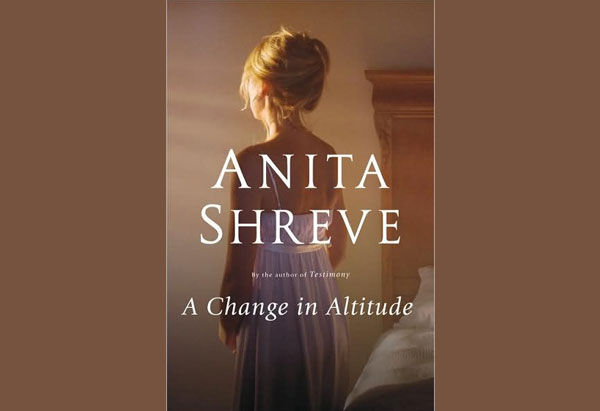 Anita Shreve's A Change in Altitude
