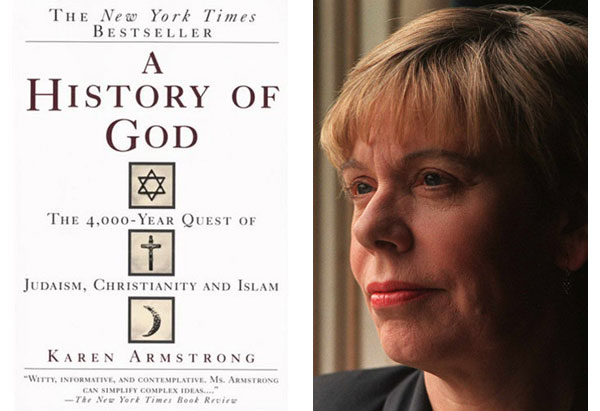 The History of God by Karen Armstrong