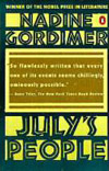 'July's People' By Nadine Gordimer