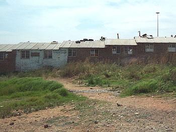 Miner dormitories