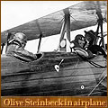 Steinbeck's mother, Olive Hamilton Steinbeck
