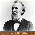 Steinbeck's maternal grandfather, Samuel Hamilton
