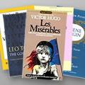 Books from Leo Tolstoy's bookshelf