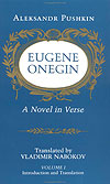 Tolstoy's Bookshelf: 'Eugene Onegin' by Alexander Pushkin