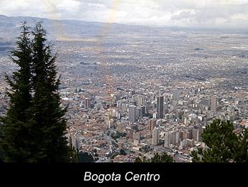 Journey Colombia Bogota Centro