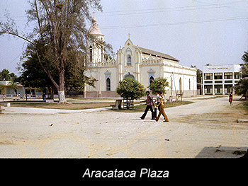 Journey Colombia Plaza Macondo was modeled after