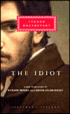 'The Idiot' by Fyodor Dostoevsky