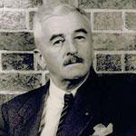 William Faulkner photograph by Carl Van Vechten
