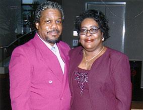 Patricia and Herbert