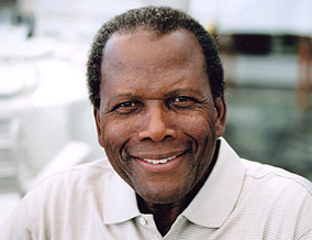 Dorrel and Sidney Poitier have similar backgrounds.