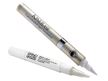 Kinerase Whitening Pen and Erno Laszlo Whitening Pen
