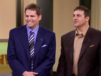 Joe and Gavin Maloof give away $30,000.