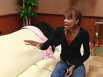 Rachael defends herself.