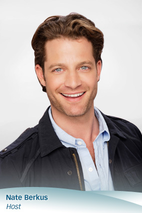 Oprah's Big Give host Nate Berkus