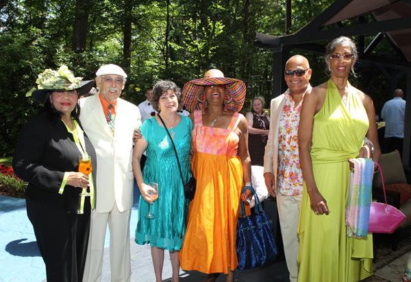 Dr. Maya Angelou's longtime friends